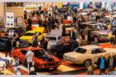 Classic Car Events Rallies Auctions Shows Straight Eight - Classic car show today near me
